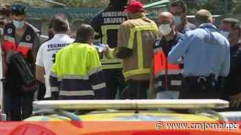 Condutor de camião do lixo morre ao cair de viaduto na Amadora - Correio da Manhã