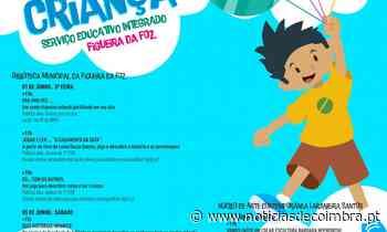 Espaços culturais da Figueira da Foz com atividades para assinalar Dia Mundial da Criança - Notícias de Coimbra