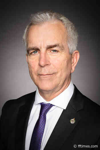 MP Powlowski announces added funding to support local Legions - Fort Frances Times