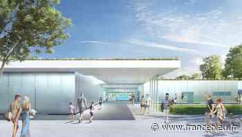 Les travaux de réhabilitation du stade nautique de Talence sont lancés. - France Bleu