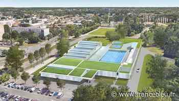 Le stade nautique Henri-Deschamps de Talence fait l'objet d'une importante restructuration - France Bleu