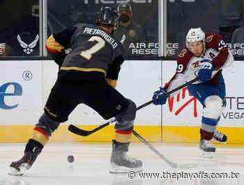 [PRÉVIA] Playoffs da NHL 2021: Vegas Golden Knights x Colorado Avalanche (Final Divisão Oeste) - The Playoffs