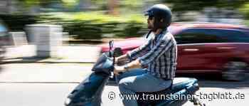Verfolgungsjagd mit Rollerfahrer - Traunsteiner Tagblatt