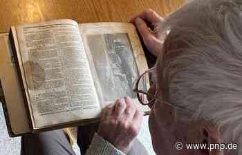 Freyunger besitzt 200 Jahre alte Bibel - Freyung - Passauer Neue Presse