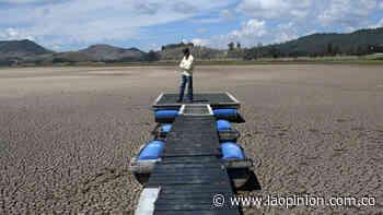 Laguna de Suesca se está secando aceleradamente   Noticias de Norte de Santander, Colombia y el mundo - La Opinión Cúcuta