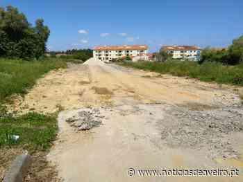 Anadia: Novo arruamento em Sangalhos - Notícias de Aveiro
