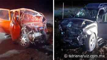 #Cuauhtémoc   Identifican victimas de accidente en carretera de San Juanito - Adriana Ruiz