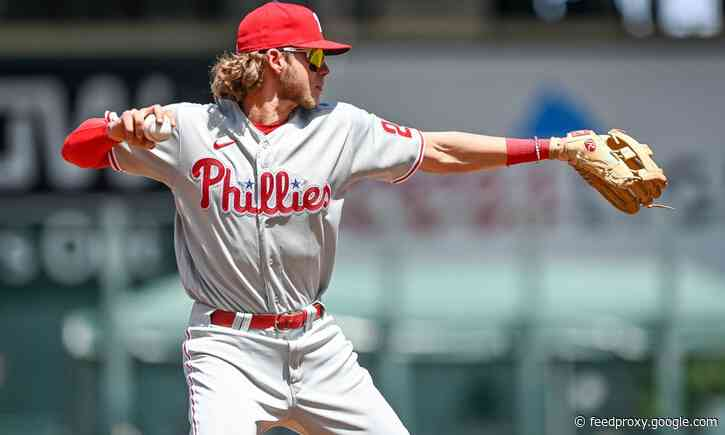 Phillies' deficiencies on full display in loss against Rays