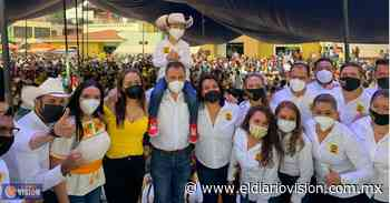 Zacapu ya decidió, Luis Felipe León Balbanera será nuevamente Presidente Municipal - El Diario Visión