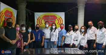 Vecinos Organizados de Zacapu, se suman al proyecto de Luis Felipe León Balbanera - El Diario Visión