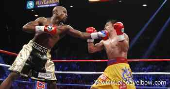 Video: Floyd Mayweather vs. Manny Pacquiao full fight - Bloody Elbow