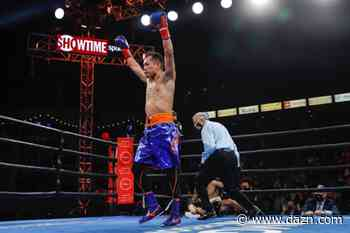 Manny Pacquiao and Carl Frampton unified in their praise for Nonito Donaire's impressive win - DAZN News US