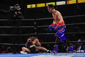 Manny Pacquiao reacts to Nonito Donaire stopping Oubaali, congradulates him - Boxing News 24