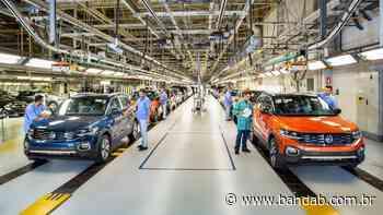 Volkswagen vai parar fábrica em São José dos Pinhais por dez dias por falta de insumo - Banda B - Banda B