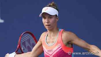 Tennis: Viktorija Golubic remporte le tournoi de St-Malo - Arcinfo