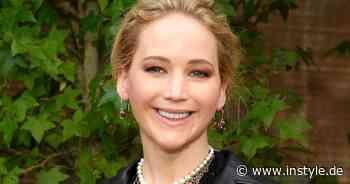 Statt Jeans: Jennifer Lawrence macht diese Hose zum Trend im Sommer - InStyle