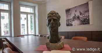 Un busto per ricordare Silvius Magnago a palazzo Widmann - l'Adige - Quotidiano indipendente del Trentino Alto Adige