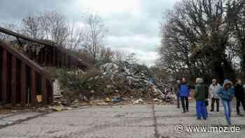 Müll: Entsorgung von 81.000 Tonnen Altabfall in Vogelsdorf rückt näher - moz.de