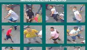 Buscan a personas que habrían vandalizado entidades en Barrancabermeja - Caracol Radio