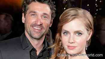 Disenchanted's Patrick Dempsey and Amy Adams staying in plush Dublin hotel - Sunday World