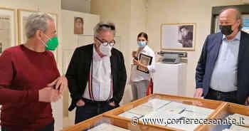 L'assessore regionale alla Cultura in visita a Longiano - Corriere Cesenate