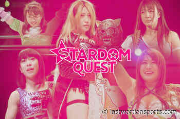 Stardom Quest Episode 40 – Matane Review - Last Word on Baseball