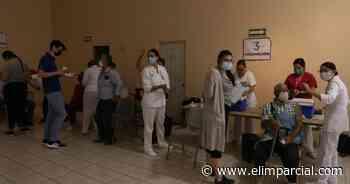 Inicia vacunación para personas de 40-49 en Agua Prieta y Nogales - ELIMPARCIAL.COM