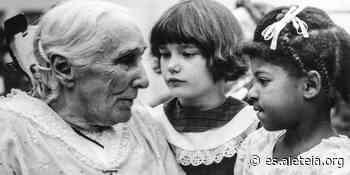 Mary Virginia Merrick: Sierva de Dios, podría ser la primera santa con disminución física - Aleteia ES