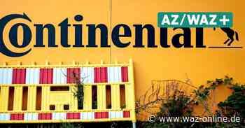 Continental in Stolzenau plant Jobabbau - Wolfsburger Allgemeine