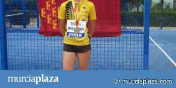 Noemí Armero gana la plata en el Nacional sub-14 y bate su récord regional de salto de altura - Murcia Plaza