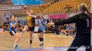 Handball (N1 féminine): Harnes mise sur la jeunesse pour viser la D2 en 2024 - La Voix du Nord