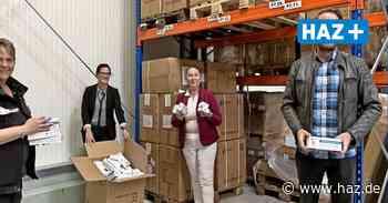 Wedemark: Amec GmbH aus Bissendorf spendet Corona-Tests - Hannoversche Allgemeine