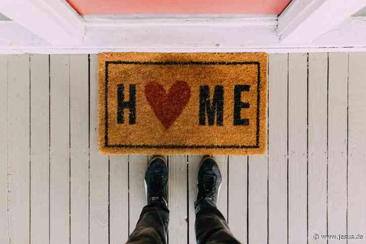 Wo Gott wohnt: Heimat im eigenen Herzen finden