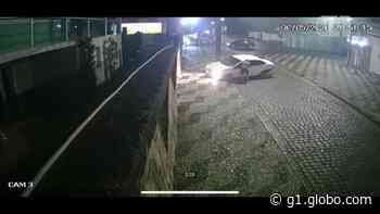 Suspeito de matar motorista de aplicativo para roubar é preso em Garanhuns; veja vídeo - G1