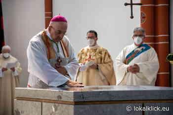 Bischof Felix Genn weiht neuen Altar in Kranenburg - Lokalklick.eu - Online-Zeitung Rhein-Ruhr