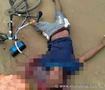 Asesinan de varios balazos al Brujo Chema en zona rural de Tolú - El Universal - Colombia