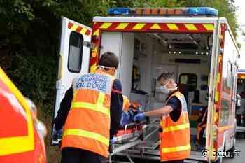 Val-d'Oise. La voiture part en tonneaux à Persan, le conducteur hospitalisé en urgence - actu.fr