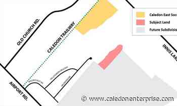 What's going on here? Development talk swirls around Caledon East land near soccer fields - Caledon Enterprise