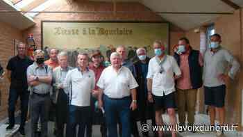 Neuville-en-Ferrain: le président du cercle Saint-Joseph, Paul-Marc Dessauvages passe la main - La Voix du Nord