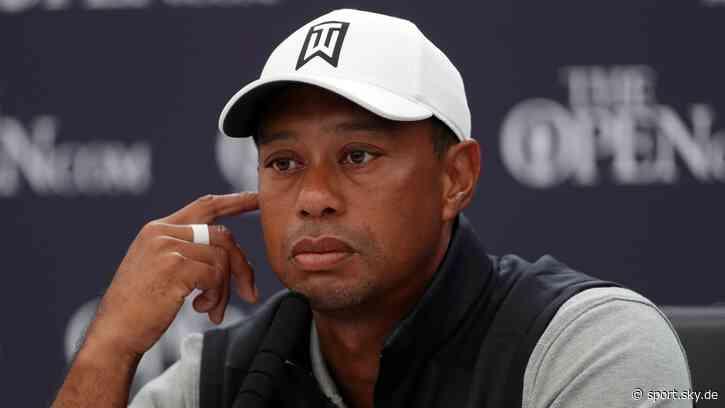 Golf News: Tiger Woods spricht über schmerzhafte Reha nach Unfall - Sky Sport