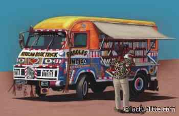ActuaLitté Sarcelles : une librairie mobile pour célébrer les auteurs et éditeurs africains - ActuaLitté