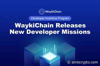 WaykiChain [WICC] Is Empowering Developers by Developer Incentive Program - AMBCrypto News