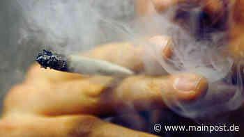 Lohr: Gegen Infektionsschutzgesetz verstoßen und Marihuana dabei - Main-Post