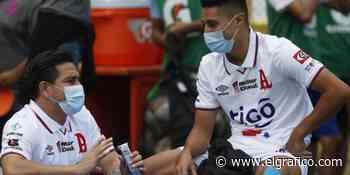 Rodolfo Zelaya estará para el partido en el Quiteño, según 'Tigana' - El Gráfico