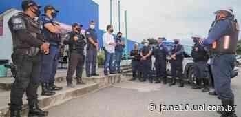 Guardas Municipais começarão a ser vacinados no Cabo de Santo Agostinho nesta segunda-feira (31) - JC Online