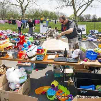 Wainfleet community garage sale planned for May 29 - WellandTribune.ca