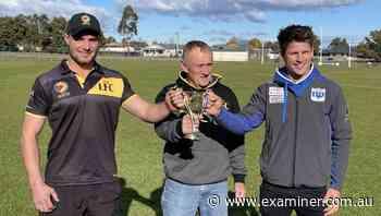 NTFA premier: Williams Cup on the line for Deloraine, Longford - Tasmania Examiner