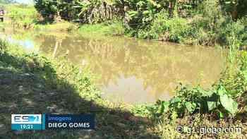 Homem morre após carro cair em rio de Vargem Alta, ES - G1
