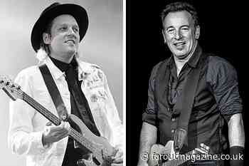 Watch Bruce Springsteen perform 'Keep The Car Running' with Arcade Fire - Far Out Magazine