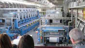 Corbeil-Essonnes : l'imprimerie Hélio veut tourner la page - Les Échos